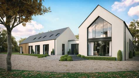 home design group ni modern house straffan county kildare slemish design