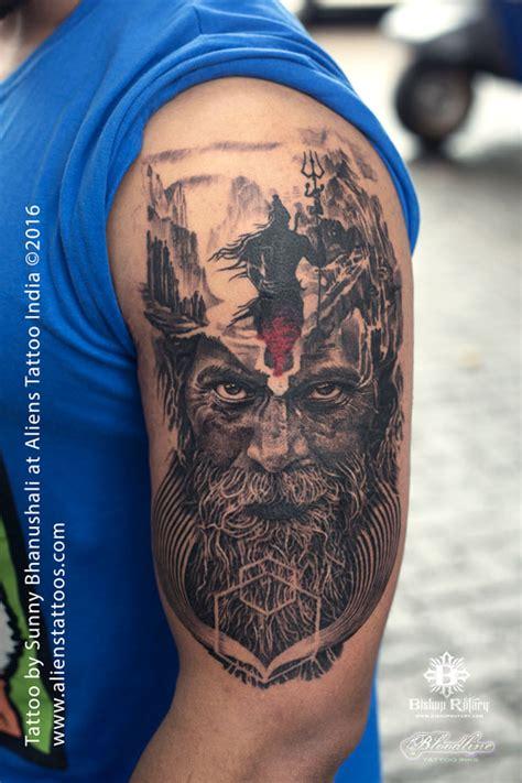 body tattoo of lord shiva mortal journey of lord shiva tattoo by sunny at aliens