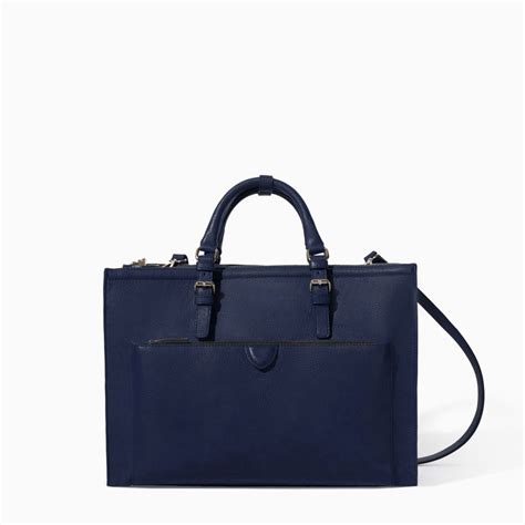 Zara Kabas Bag In Bag Ori zara city bag with zips