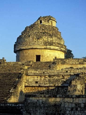 caracol astronomical observatory, chichen itza ruins, maya