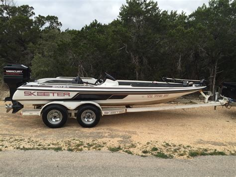 skeeter bass boat w skeeter 200zx 1995 for sale for 1 boats from usa