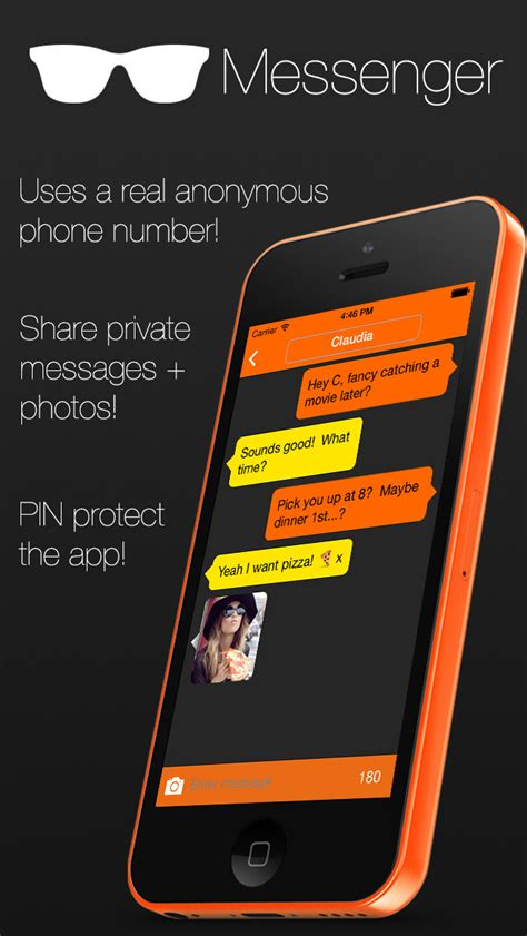 anonymous phone number secret messenger send real text sms messages with a free anonymous phone number best apps