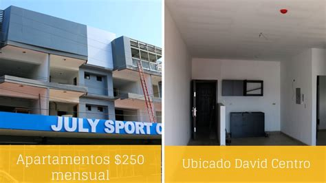 apartamento  oficina alquiler barato  david centro prestige panama realty  youtube