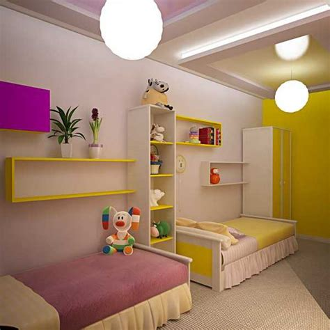 Kids Room Decorating Ideas For Young Boy And Girl Sharing Childrens Bedroom Design