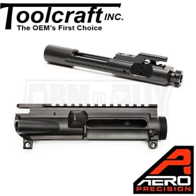 ar15 upper receiver bcg combo arm or ally