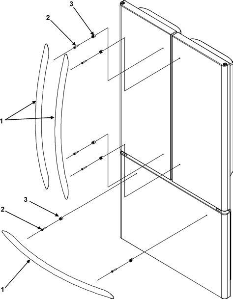 kenmore elite refrigerator 596 73502201 maker wiring