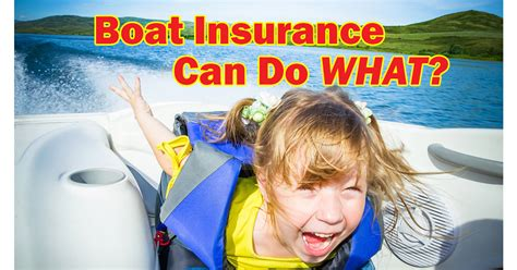 just boat insurance you won t believe what boat insurance can do for you