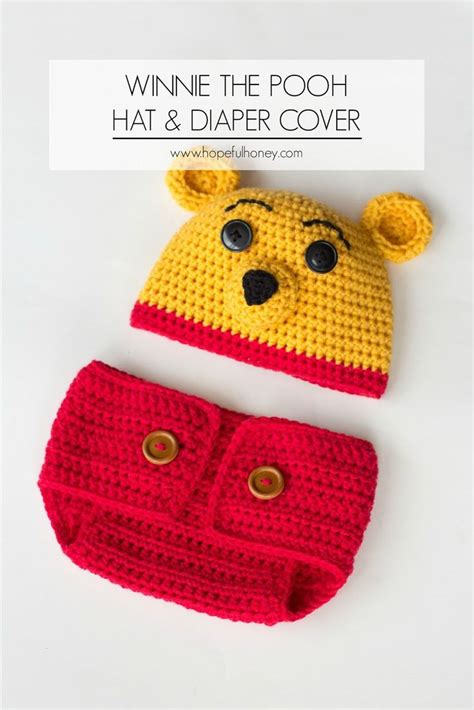 pattern crochet winnie the pooh 1230 best images about crochet baby infant on pinterest