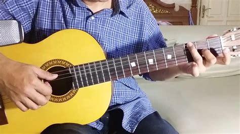 tutorial bermain gitar fingerstyle dewa 19 aku cinta kau dan dia tutorial gitar