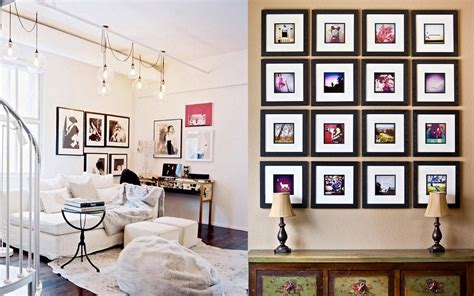 Living Room Hanging Ls by Enchanting Ideas For Hanging Family Pictures And Picture