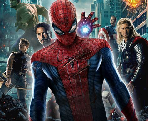 z film marvel spider man confirmed to feature in captain america 3