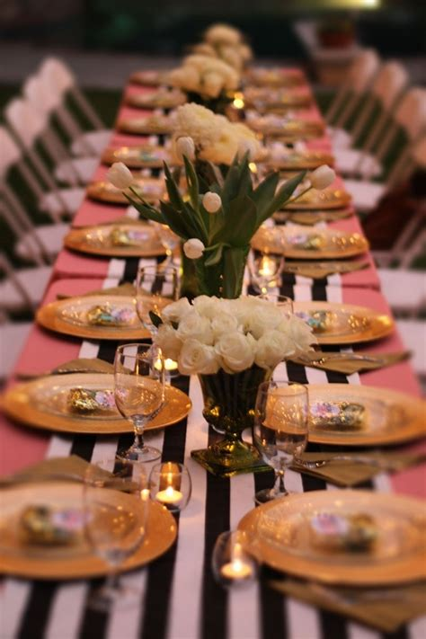 Bridal Shower Dinner Table | 91 best images about boho party on pinterest indian