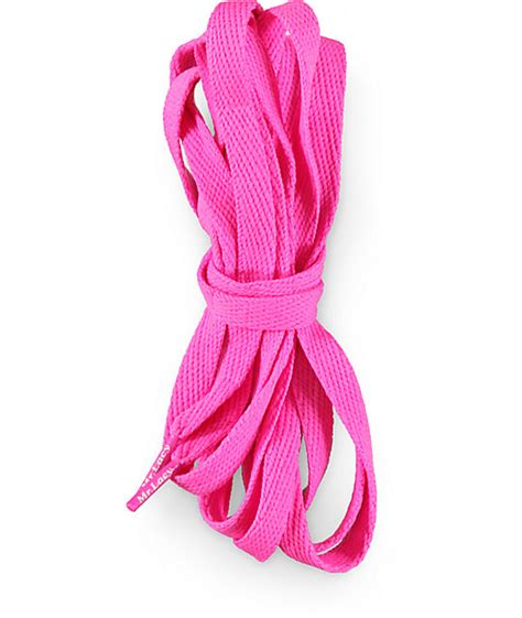 mr lacy flatties lipstick pink shoe laces zumiez