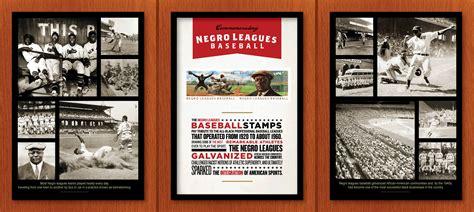 Laris League Fundamental Black White negro leagues baseball st exhibit