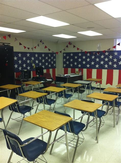 american themed decor what as great theme for a fifth grade class classroom