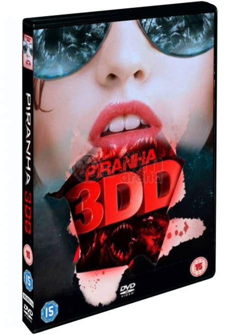 Dvd Piranha 3dd piranha 3dd dvd