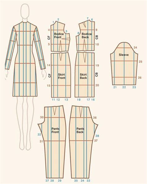 shirt pattern grading 95 best images about sewing patterns on pinterest t