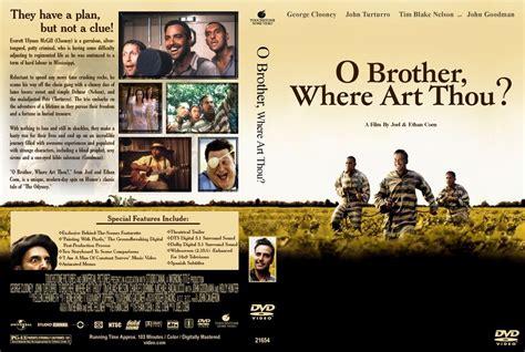 Dvd O Where Thou o where thou cstm dvd custom covers