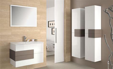 mobile bagno per lavabo sospeso mobile bagno lavabo moderno sospeso con maniglioni cm 80