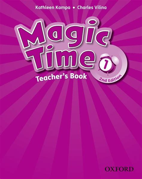 Magic Twenty Times A by Magic Time 2nd Edition S Book Level 1 By Kathy