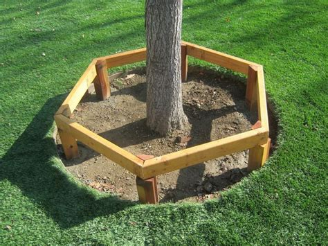 wrap around bench plans 10 best tree benches images on tree bench