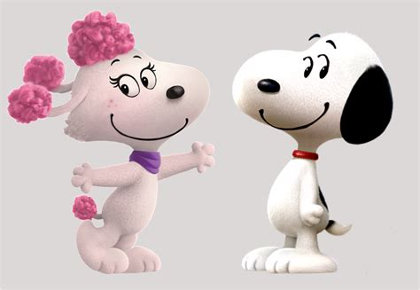 image snoopy  fifi  lovepng peanuts wiki