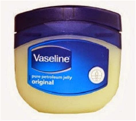 Muka Natur E ragam manfaat vaseline petroleum jelly untuk kecantikan