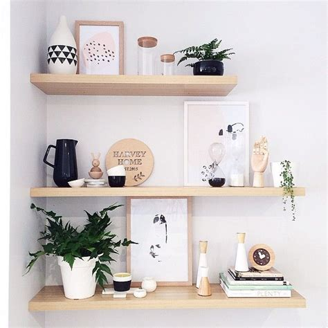bedroom floating shelves ideas 25 best ideas about floating shelves on pinterest
