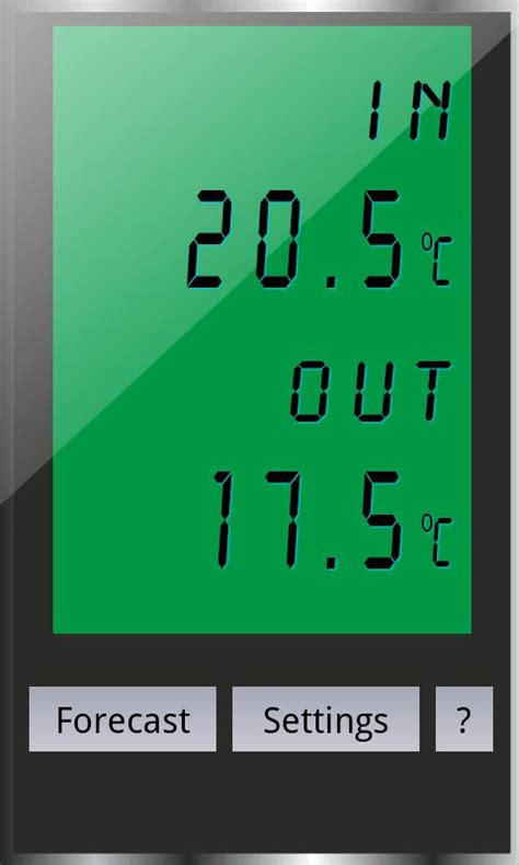 Termometer Uap thermometer free android apps on play