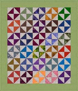 Basic Patchwork Quilt Pattern - simple patchwork quilt patterns
