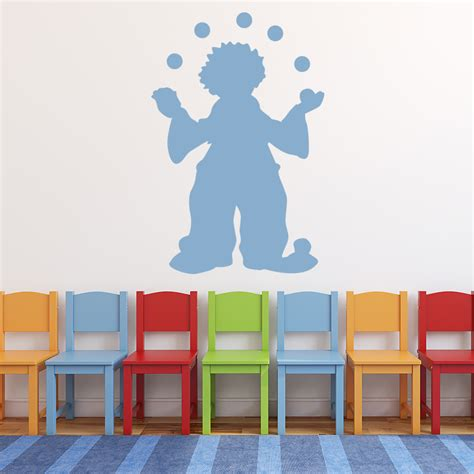 Circus Wall Stickers Uk