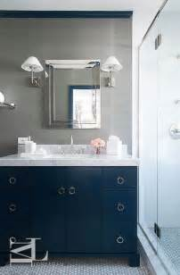 navy and green bathroom 25 best ideas about blue gray bathrooms on