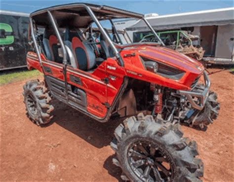 the new teryx4 2016: teryx specs and teryx accessories