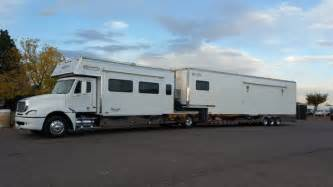 A And E Awnings Renegade Toterhome Amp 44 Renegade Stacker Trailer For Sale