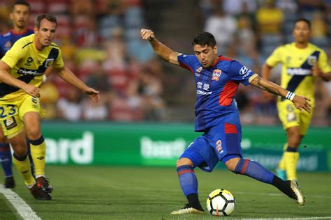 hyundai a league scores debutant scores in jets pulsating f3 derby win