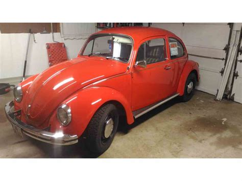 Beetle Volkswagen For Sale by 1985 Volkswagen Beetle For Sale Classiccars Cc 928724