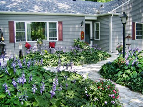 Landscape Ideas Cottage Cottage Garden Designs We Hgtv