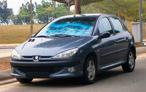 peugeot malaysia file 2006 peugeot 206 5 door in cyberjaya malaysia 01