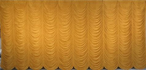 austrian drape draperies curtains theatrical rentals grosh