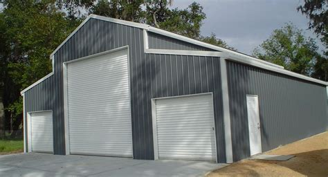 Prefab Metal Barns Prefab Metal Buildings