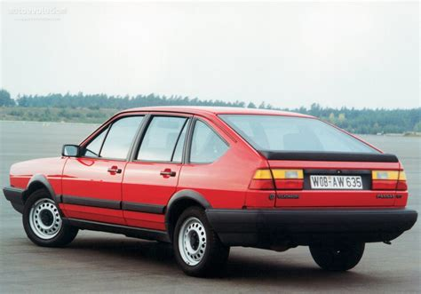 Volkswagen Passat Hatchback by Volkswagen Passat Hatchback 1981 1982 1983 1984 1985