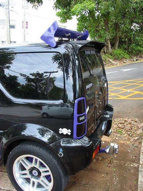 Suzuki Jimny Spoiler Difflock View Topic Pimp My Zuki Jimny