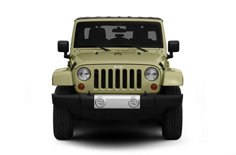 Jeep Front View 2012 Jeep Wrangler Unlimited Price Photos Reviews