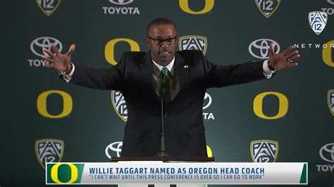 Turn Buckle Span Skrup No 12 oregon ducks coach willie taggart is one animated