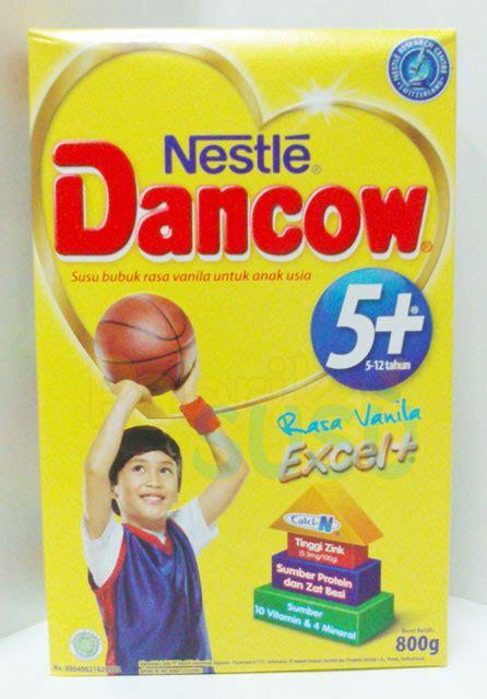 Dancow 5 Madu 800g Nestle Dancow Anak dancow 5 vanila 800g pabrik detil toko