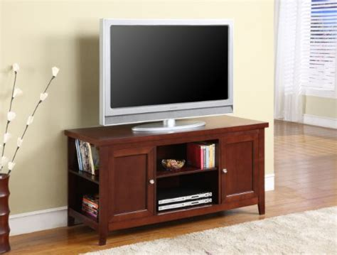 cheap black tv stands black friday walnut finish wood tv stand entertainment