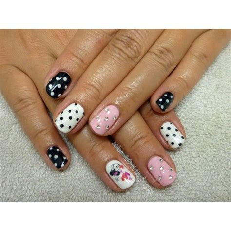 Nail Sticker Mickey nail accessories decoration decals stickers mickey