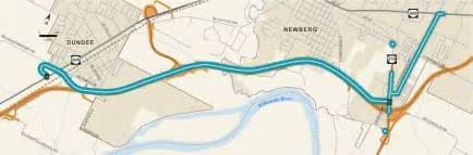 newberg dundee bypass in oregon wine country ahead of