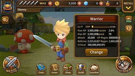 mod apk game rpg offline android guardian hunter super brawl rpg hack mod apk download
