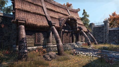 eso player housing the elder scrolls online gets player housing sneak peek witches festival event